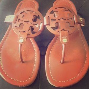 Tory Burch size 8 Miller Sandals